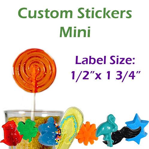 Custom Stickers - Mini