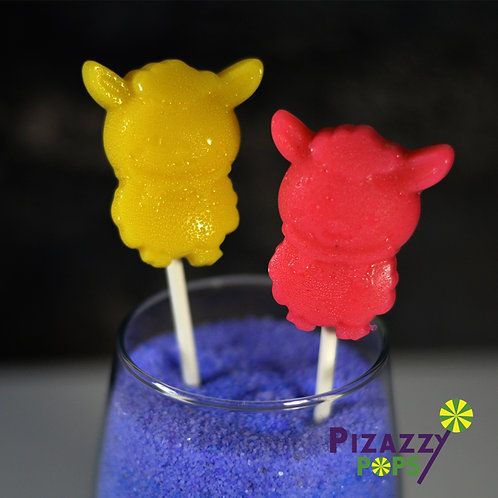 Easter Lamb Lollipop