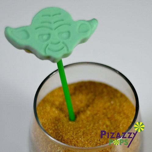 Yoda Lollipop