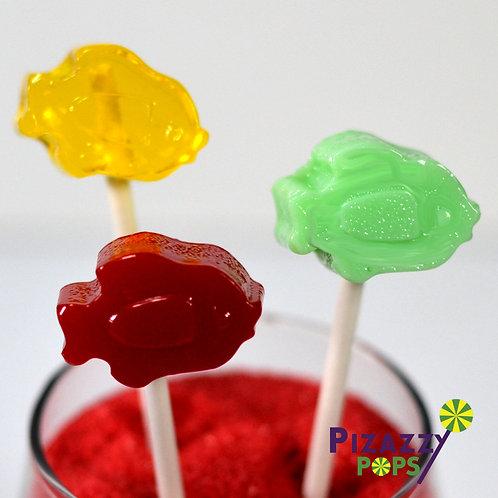 Fish Lollipop