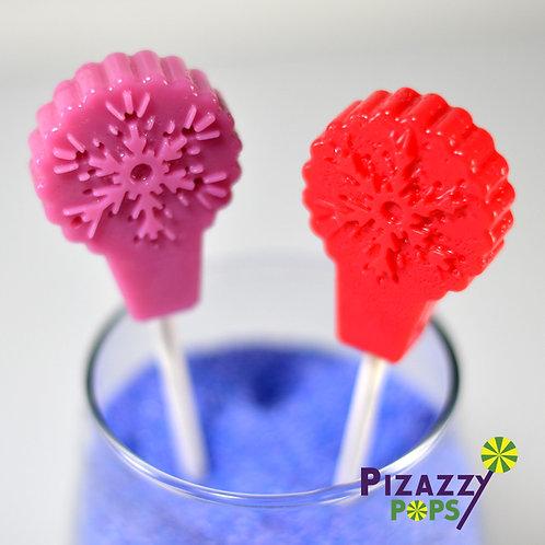 Snowflakes Lollipop