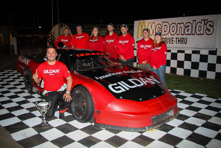 ZEHR TOPS BATTLE OF CHAMPS IN TUNDRA SERIES