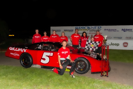 Beale Claims CWRA Feature @ State Park Speedway