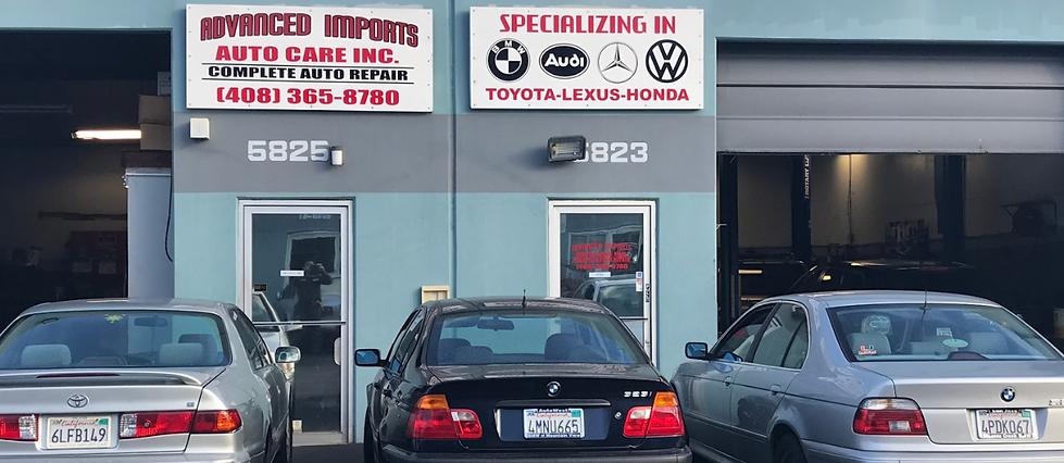 Advanced Imports Auto Care  Home  San Jose CA Auto Repair Shop