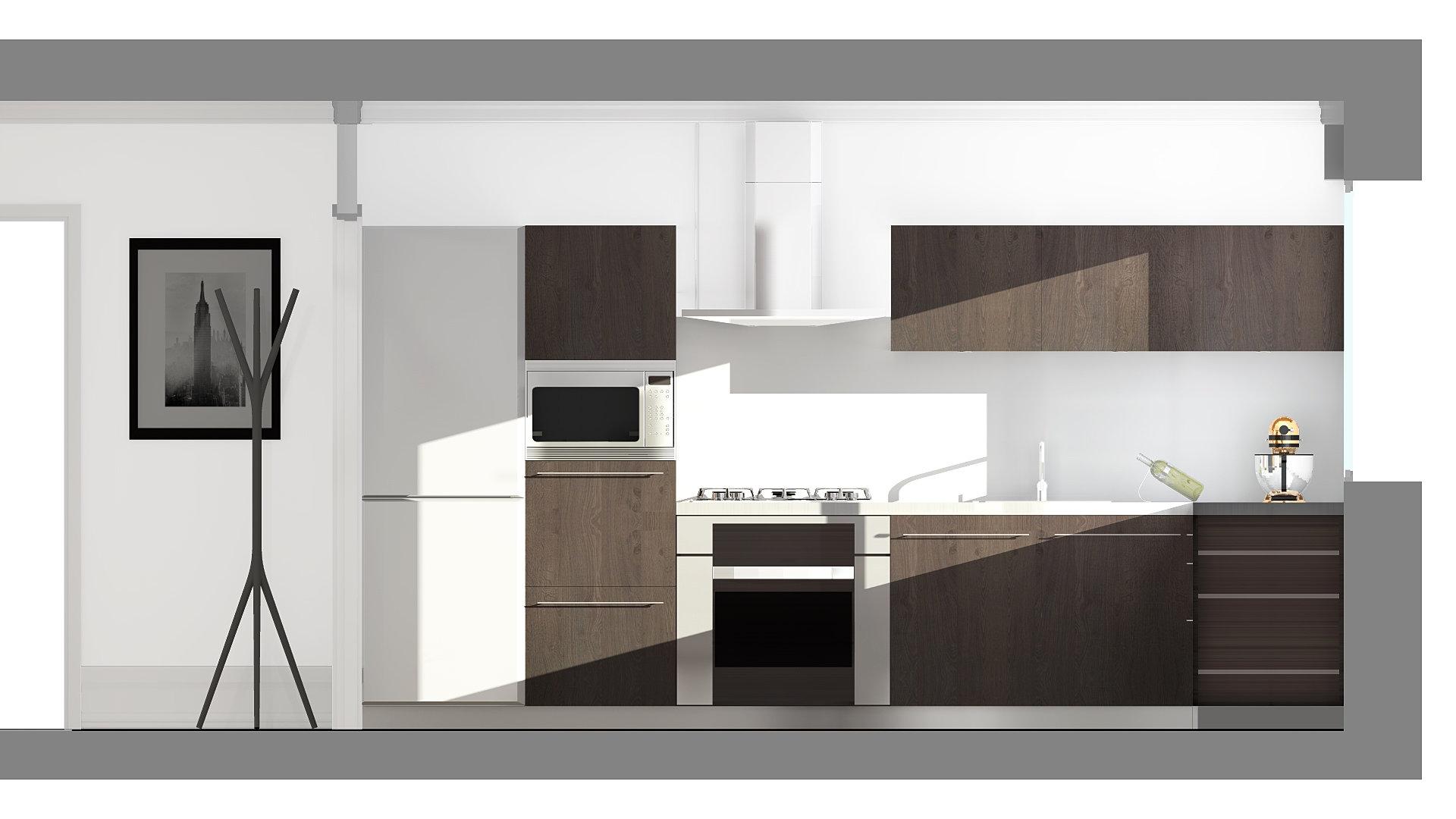 View A Designer Kitchen