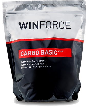 Carbo Basic Plus Bag 900gr Peach