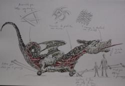 dragonbailladessin