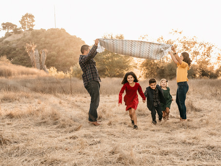 Family Sessions can be Easy And Fun!