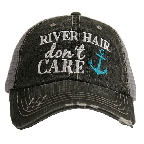 River Hair Don't Care Trucker Hat