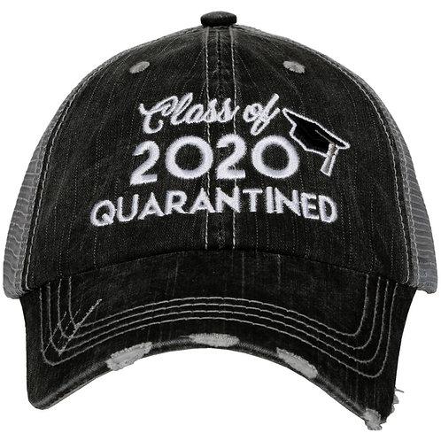 Class of 2020 Quarantined Women's Trucker Hat