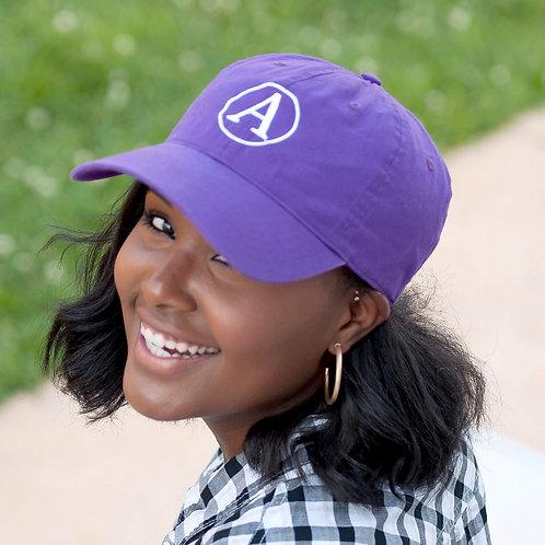 Adult Purple Cap