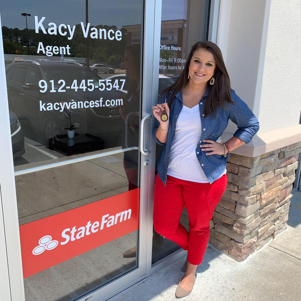 Kacy Vance, State Farm, Richmond Hill
