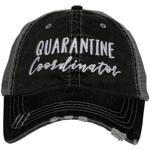 Quarantine Coordinator Trucker Hat