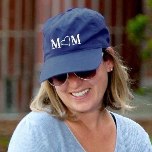 Navy Mom Cap