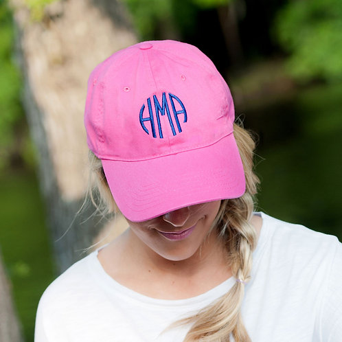 Adult Hot Pink Cap