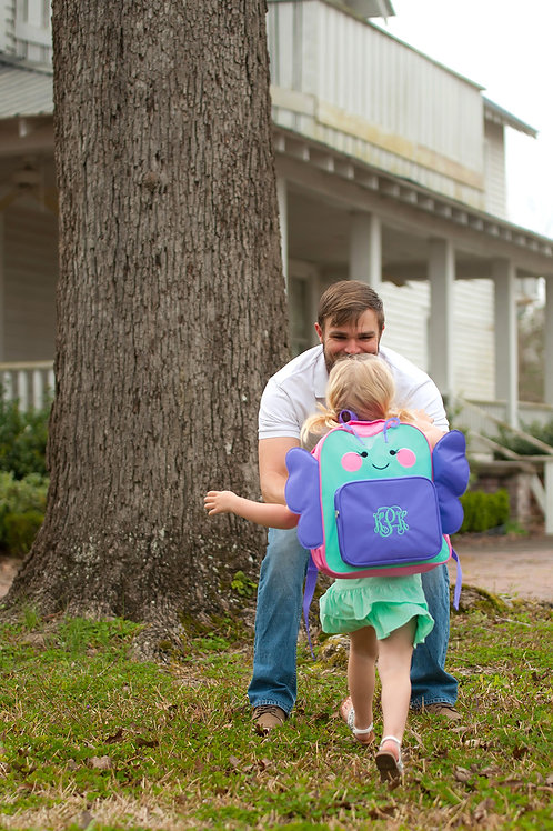 Butterfly Pre-School Backpack