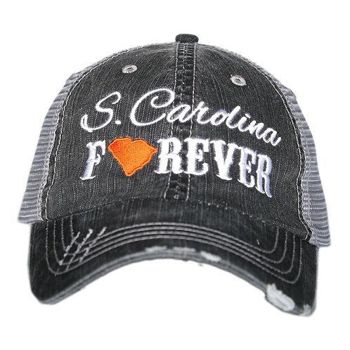 South Carolina Forever (Orange State) Trucker Hat