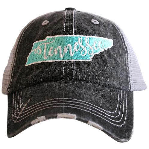 Tennessee State Trucker Hat