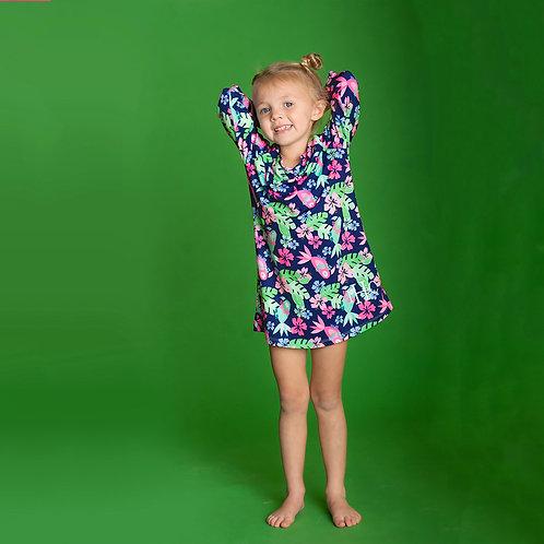 Tropi-Cool Girl's Tunic