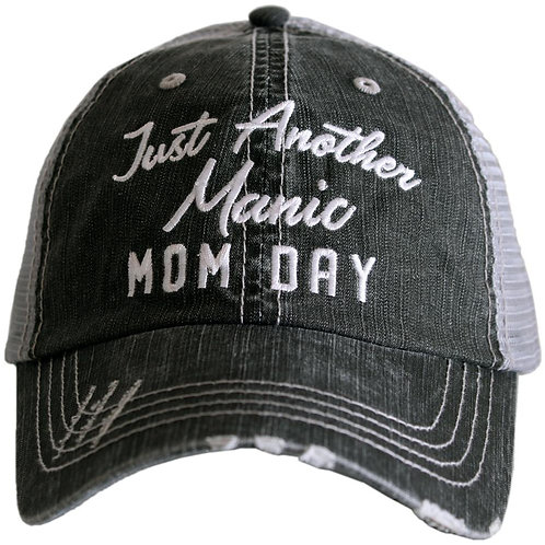 Just Another Manic Mom Day Women's Trucker Hat