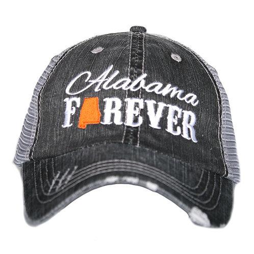 Alabama Forever (Orange State) Trucker Hat