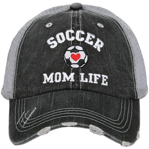 Soccer Mom Life Trucker Hat