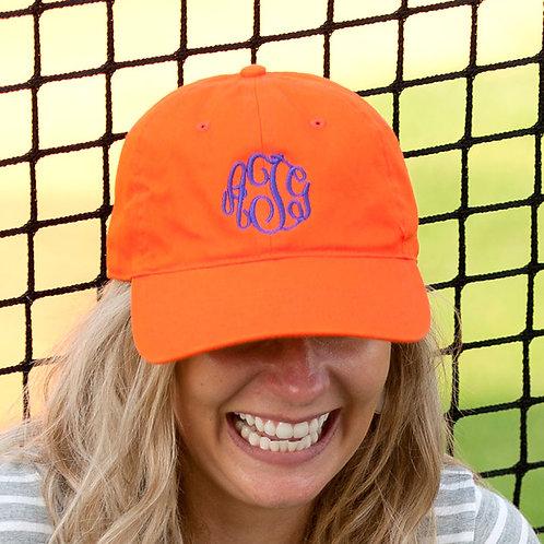 Adult Orange Cap