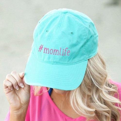 #Momlife Mint Cap