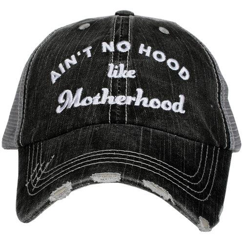 Ain't No Hood Like Motherhood Women's Trucker Hat