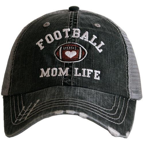 Football Mom Life Trucker Hat