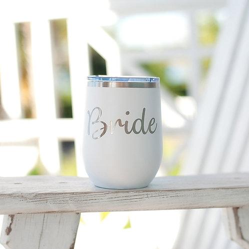 Bride 12oz Tumbler