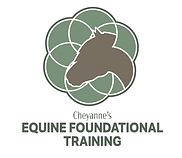 Cheyanne's Equine Foundational Training.
