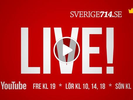 """Solnahallen 13-15.3.2020 """"NORDENS KALLELSESTUND"""" Nordisk bönekonferens"""