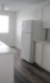 Appliances included in all apartments