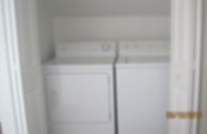 clothes washer and dryer included in all units!