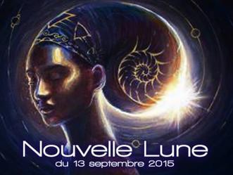 Nouvelle Lune du 13 Septembre 2015