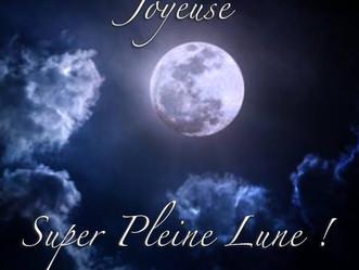 Pleine Lune du 29 Août 2015