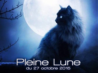 Pleine Lune du 27 octobre 2015