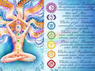 Chakras et Lithothérapie