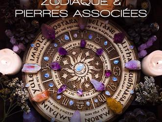 Zodiaque & Pierres associées