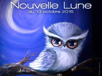 Nouvelle Lune du 13 Octobre 2015