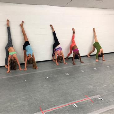Nina's School of Dance Class