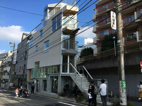 猿楽十方楼の見学に行きました。