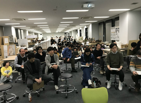 名城大学卒業制作審査会_2020