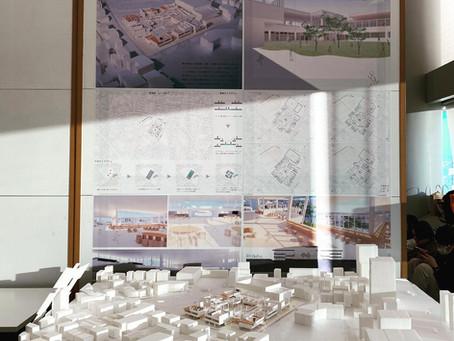 愛知建築系15大学合同講評会