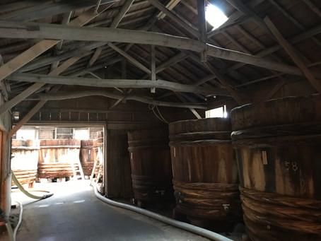 学生の研究対象地訪問その1 愛知県知多半島の醸造業