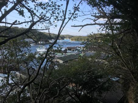 漁村の調査:三重・和歌山県