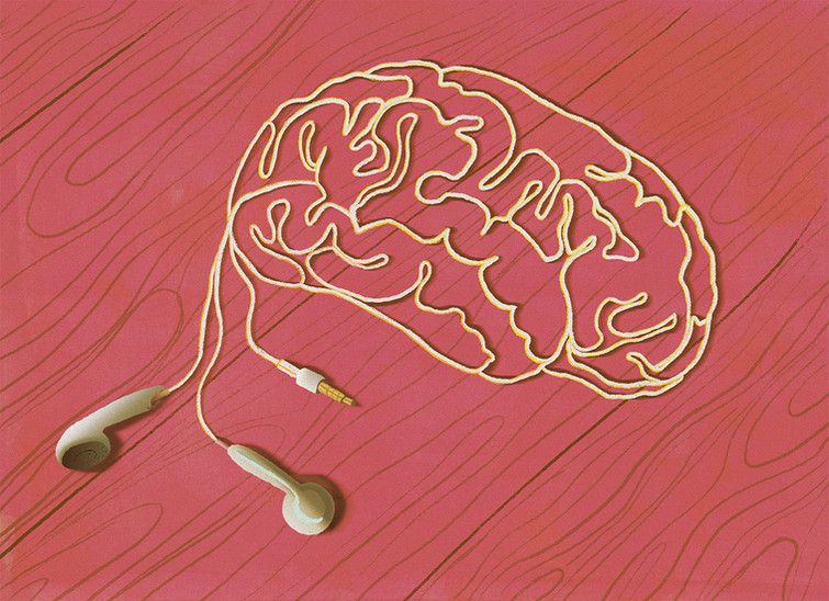Music is a workout for the Brain