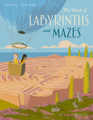 The Book of Labyrinths and Mazes / Children's Books