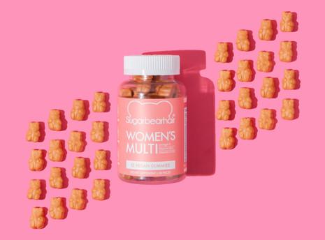 SugarBearHair, Women's Multi
